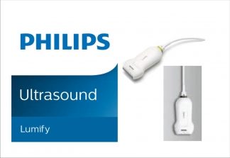Philips Lumify L12-4 Broadband Linear Array Ultrasound