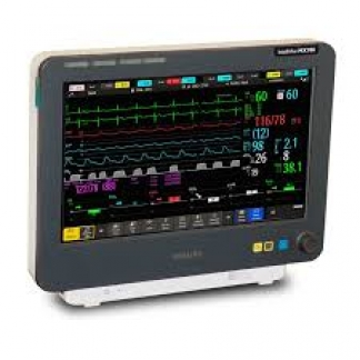 Philips IntelliVue MX700 Patient Monitor