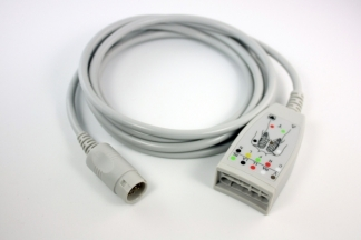 M1949A 5+5 ECG Trunk Cable