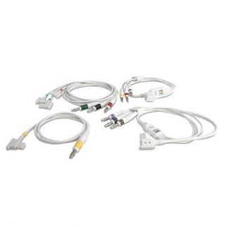 PW Complete Shielded Lead Set for TC Series IEC