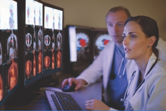 Philips IntelliSpace Portal for Neuro and Oncology MRI