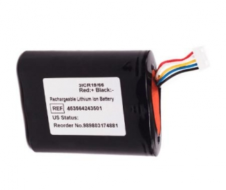 Rechargeable Li-Ion Battery VM/VSi/VS2+