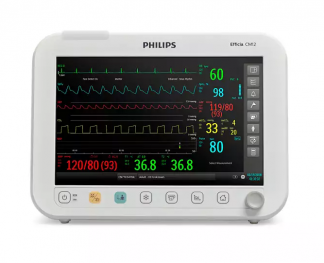 Philips Efficia CM12 Patient Monitor Basic Touchscreen