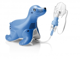 Philips Sami the Seal Compressor Nebulizer