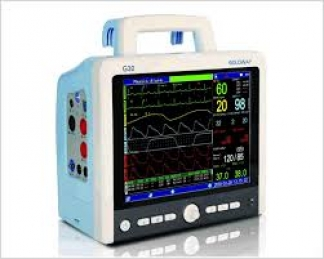 Philips Goldway G30E Patient Monitor