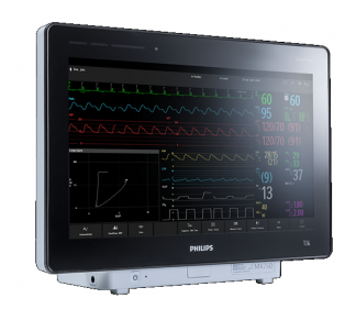 Philips IntelliVue MX750 Patient Monitor Anesthesia