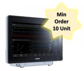 Philips IntelliVue MX750 Patient Monitor Autocharting