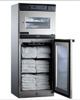 Steris Amsco Warming Cabinet - Dual Compartment Glass