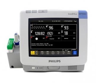 Philips IntelliVue MP5SC Spot Check Patient Monitor