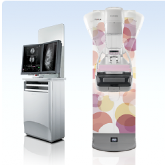 FujiFilm Amulet Innovality Digital Mammography w Biopsy