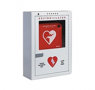 Philips AED Cabinet Wall Mounted