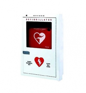 Philips AED Cabinet Wall Semi-recessed