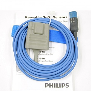 SPO2 SENSOR LONG ADULT